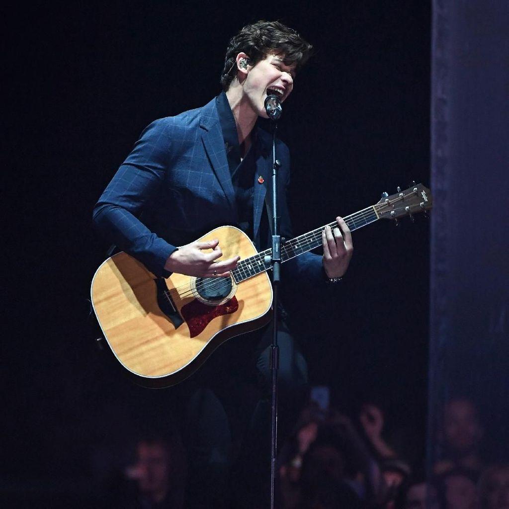 Rasa Gelisah Jadi Inspirasi Album Baru Shawn Mendes