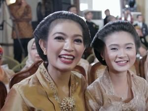 Kompaknya Selvi Menantu Jokowi dan Felicia Pacar Kaesang