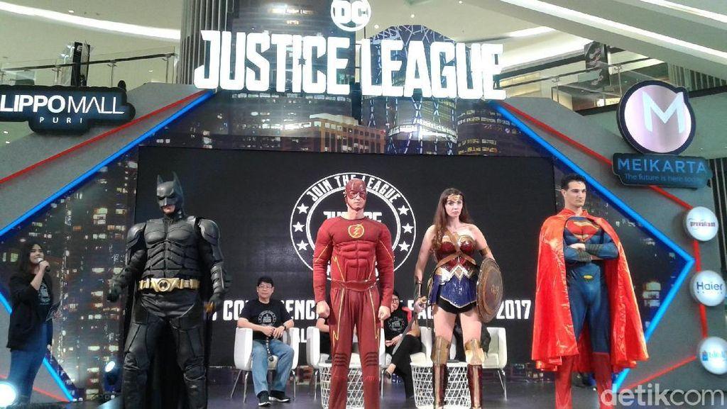 Bugar ala Para Pendekar Justice League, Boleh Juga Nih!