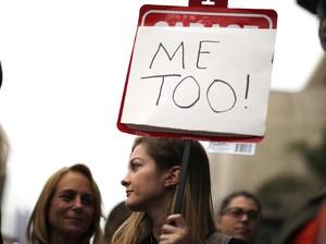 Saat Para Seleb Dunia Bersuara tentang Kekerasan Seksual