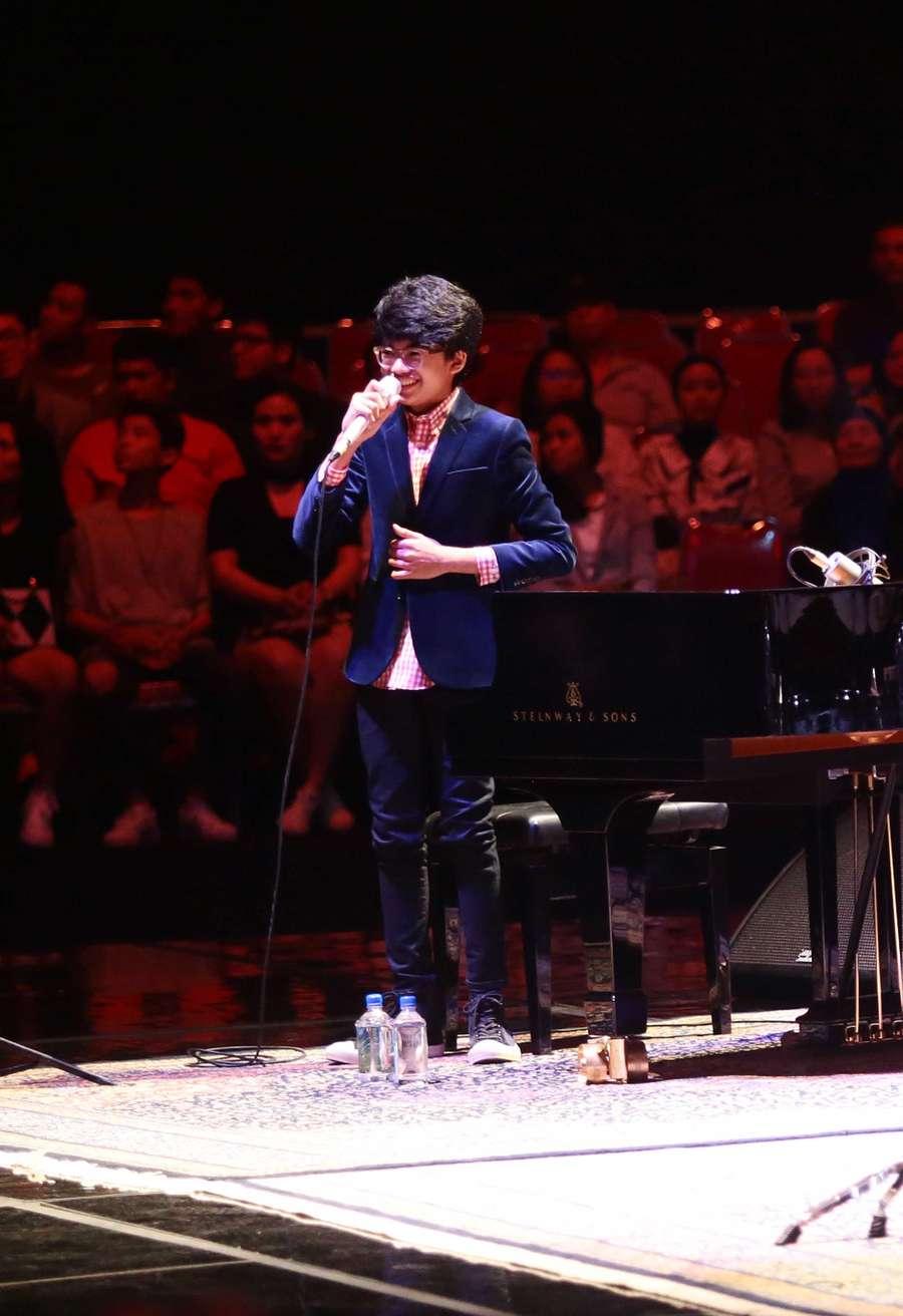 Joey Alexander Tutup Rangkaian Tur Asia di Indonesia