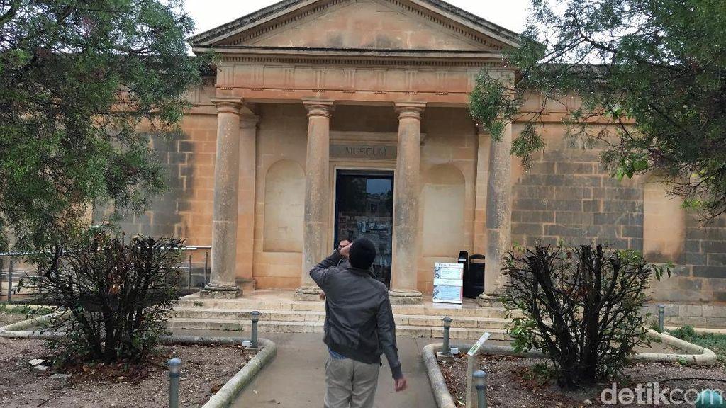 Penasaran Isi Rumah Bangsa Romawi Zaman Dulu, Ada di Malta!