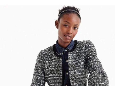 Netizen Kesal, Rambut Model Brand Fashion Ini Seperti Ditata Asal-asalan