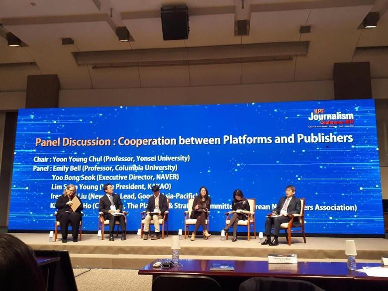Bicara Hoax hingga Permasalahan Jurnalisme di KPF Journalism Conference