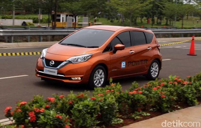 Nissan Note e-Power. Foto: Dina Rayanti