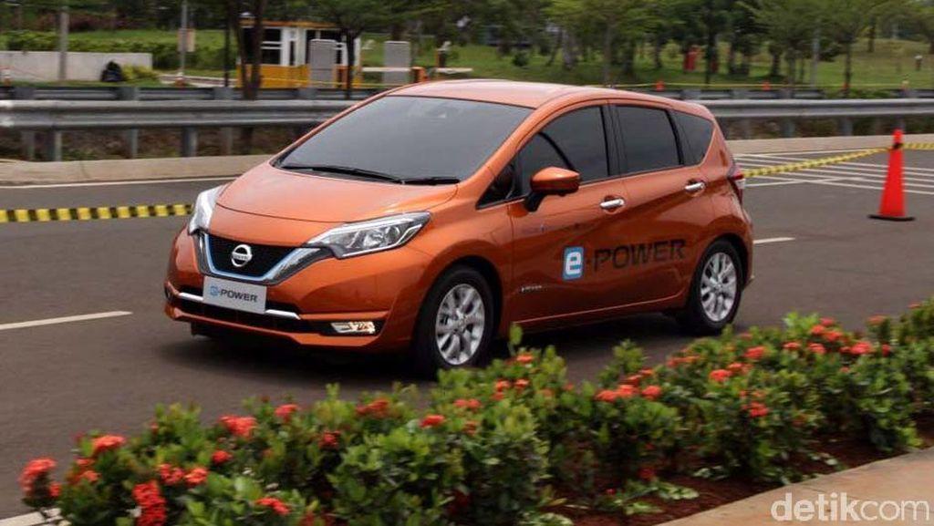 Tertarik Produksi Mobil Listrik di Indonesia, Nissan?