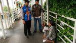 Foto: Ini Pengemis yang Bawa Emas dan Duit Rp 23 Juta di Kramat Sentiong