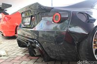 Modifikasi Toyota 86 Bergaya Street Racing