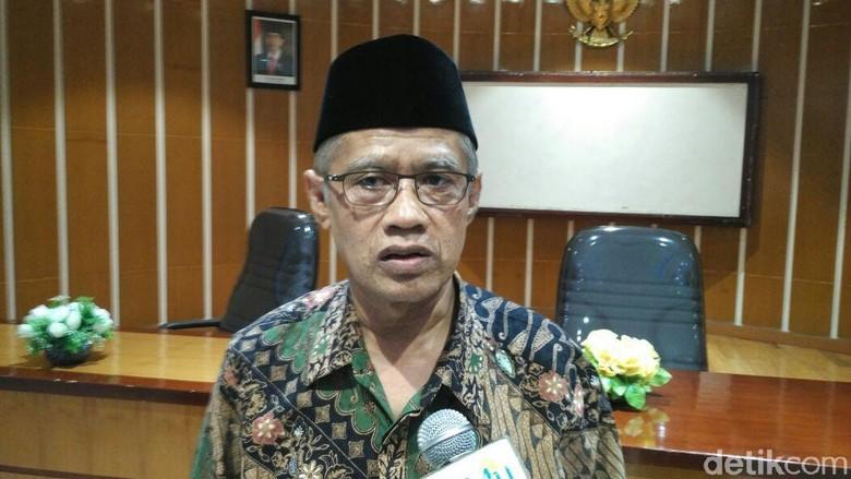 Haedar Nashir: Politisasi Status Tersangka Novanto akan Bebani KPK