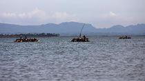 Myanmar Tahan 106 Warga Rohingya yang Hendak Kabur dengan Kapal