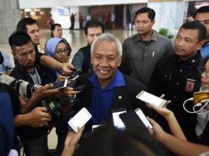 Soal Kursi Ketua DPR Novanto, Agus Hermanto: Itu Kewenangan Golkar