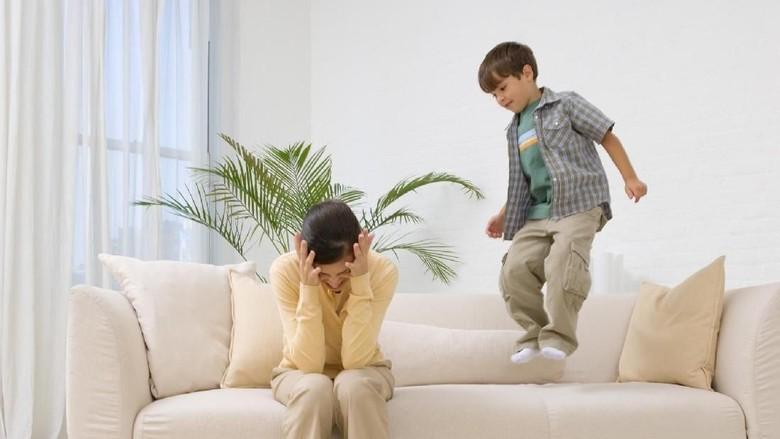 Anak Makin Besar, Lebih Santai atau Makin Sibuk, Bun?/Foto: Thinkstock