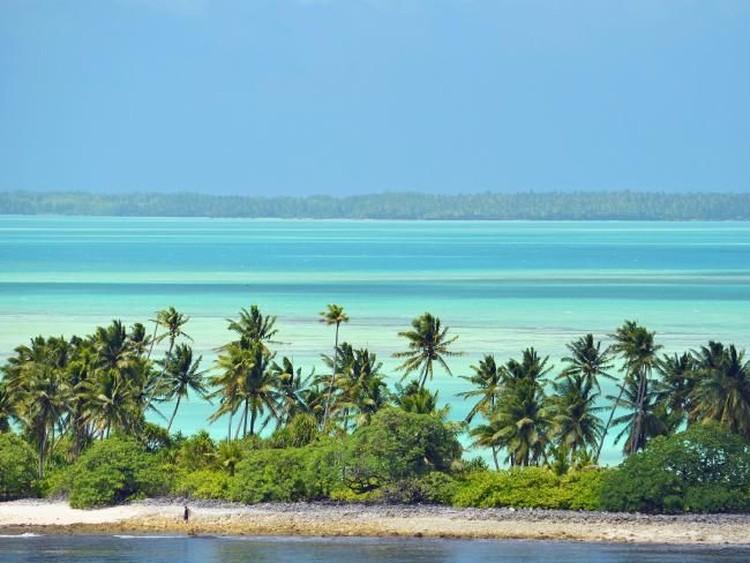 Negara kepulauan di Pasifik