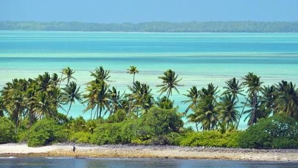 Negara Kiribati adalah yang bebas Corona selanjutnya. Yang bisa masuk hanya pelancong dari negara bebas Corona saja. (Thinkstock)