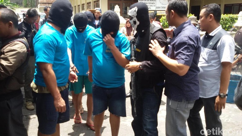 Upaya Penyelundupan Sabu Senilai Rp 4 M di Bandara Yogya Digagalkan