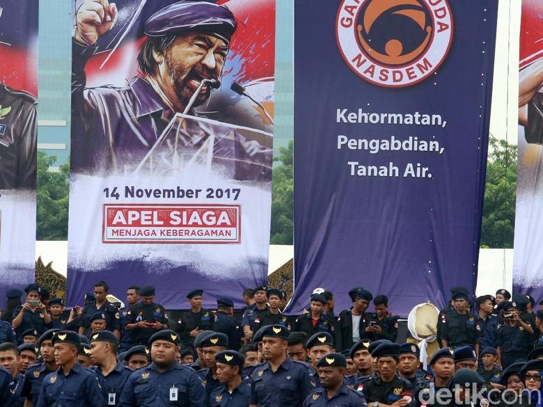 NasDem Kukuhkan Jokowi Jadi Capres 2019 Nanti Malam