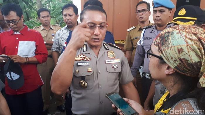 Kapolresta Tangerang Kombes Sabilul Alif (Foto: Ahmad Bil Wahid/detikcom)