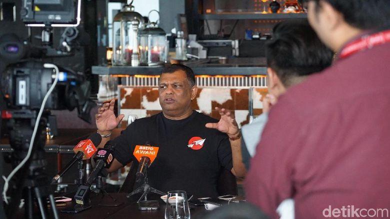 Tony Fernandes, CEO AirAsia