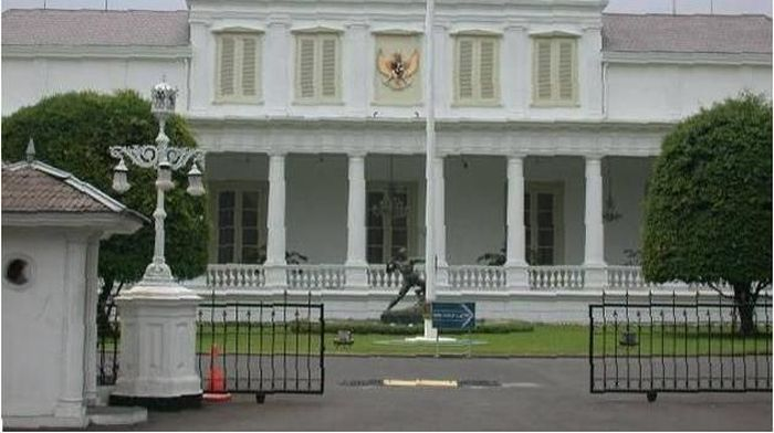Foto: Kompleks Istana Kepresidenan/Presidenri.go.id