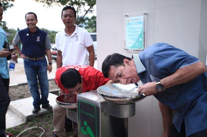 Foto: Panitia mengecek sarana dan prasarana untuk Asian Games 2018 (Dok. Pemprov Sumsel)