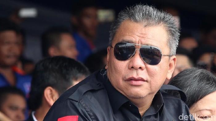 Bendahara Umum Partai NasDem Ahmad Ali