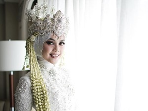 Foto Inspirasi Pernikahan Adat dari 5 Selebgram Hijab