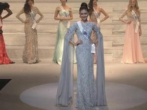 Selain Juara Miss International 2017, Kevin Lilliana Juga Menang Best Dress