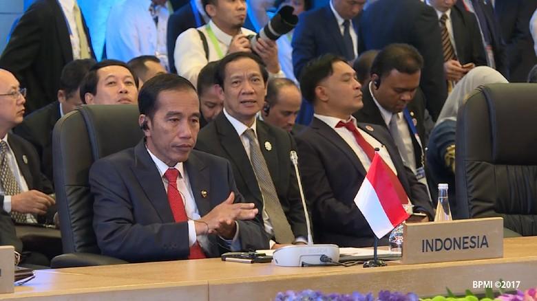 Saat Jokowi Minta Izin Libur Sehari Saja
