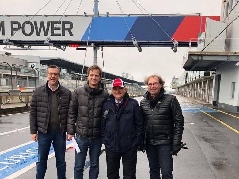 Sumsel Optimistis Sirkuit Jakabaring Jadi Tuan Rumah MotoGP 2019