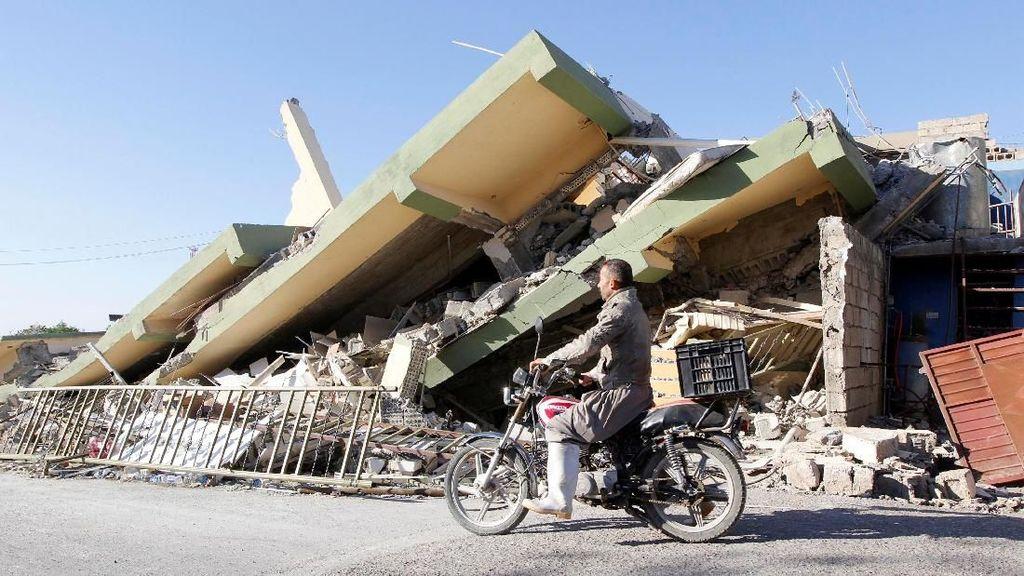 Pemotor Sulit Identifikasi Gempa, Terasa Seperti Ban Kempis