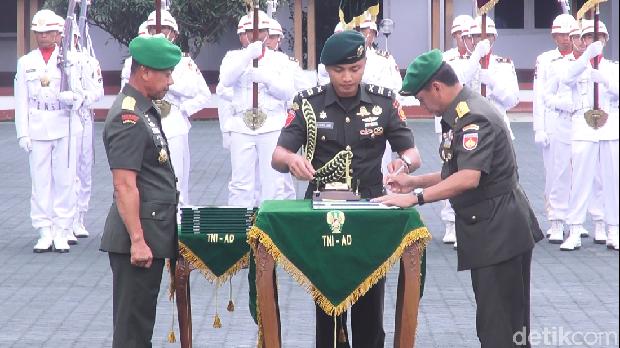 KSAD Ingatkan Prajurit Jaga Netralitas di Tahun Politik 2018