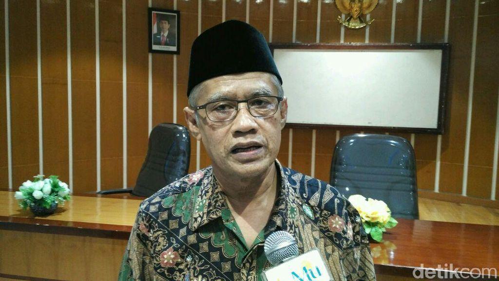 Ketum PP Muhammadiyah Imbau Masyarakat Tak Ikut Aksi 22 Mei di Jakarta