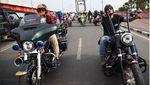Tora Sudiro Klepek-klepek dengan Suara Harley