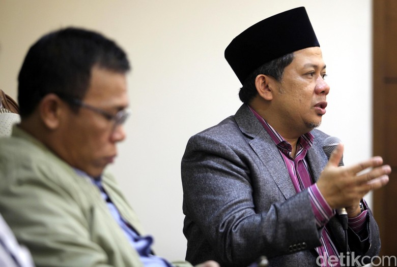 Fahri Sudah Terima Surat Novanto Tolak Dicopot dari Ketua DPR