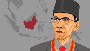 Jejak PM Noor dalam Pembangunan Kalimantan