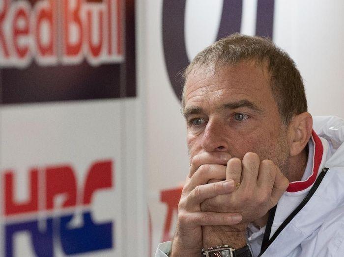 Livio Suppo meninggalkan Tim Honda (Mirco Lazzari gp/Getty Images)