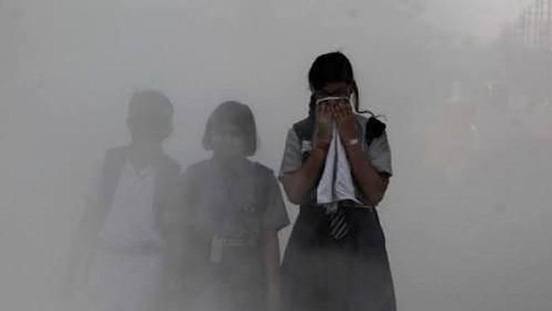 Antisipasi Kabut Asap di Asian Games, TNI Buka Posko Satgas