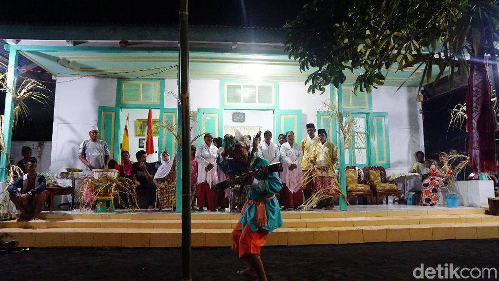 Tarian Perang Maluku, Antara Kehidupan dan Tuhan