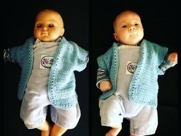 Hayo, yang mana boneka mana bayi yang asli? Hi-hi-hi. (Foto: Instagram/ @tetrisib3dfamilie)