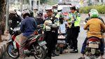 Ratusan Pemotor Terjaring Operasi Zebra di Pasar Minggu