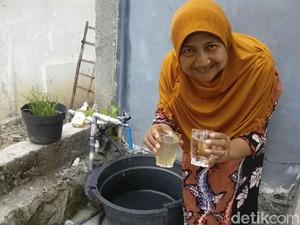Warga Kecamatan Kaliori Keluhkan Air PDAM Rembang Tercampur Endapan