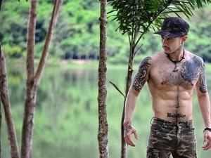 Foto: Dulu Berperut Buncit, Pria Ini Sekarang Jadi Model Berotot