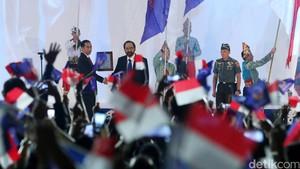 NasDem Deklarasikan Jokowi Sebagai Capres 2019