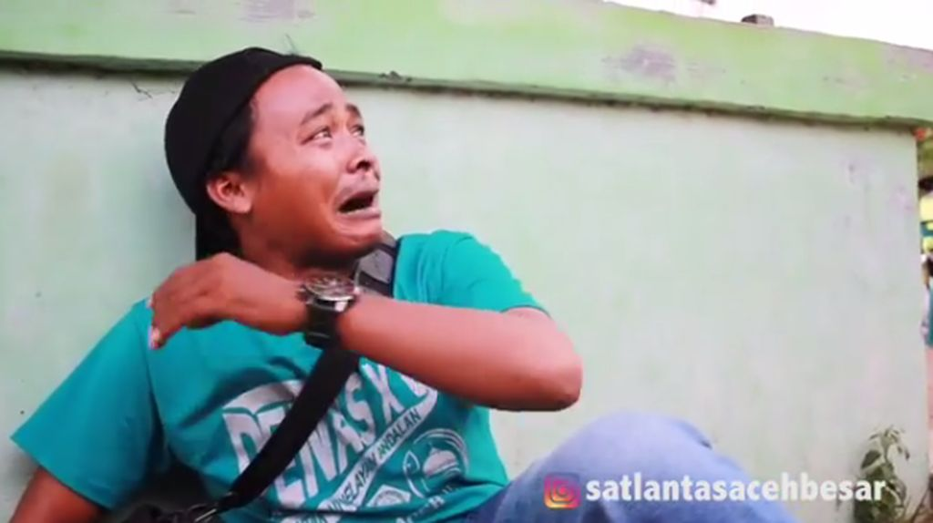 Dulu Diledek, Video Parodi Polantas Aceh Besar Kini Diapresiasi
