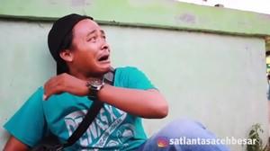 Cerita Aktor Film Parodi Tilang, Pakai Bawang Biar Bisa Nangis
