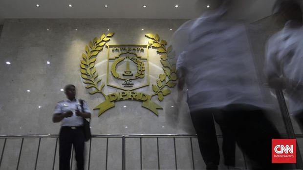 Kantor DPRD DKI Jakarta.