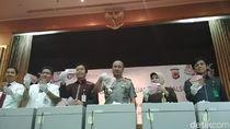 Polda Jabar dan BI Musnahkan 54.041 Lembar Uang Palsu
