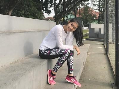 Mengintip Kevin Lilliana Miss International 2017 Jaga Kebugaran Tubuhnya