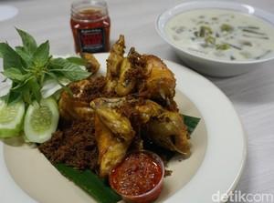 Redjeki Kuliner: Malas Masak? Pesan Saja Ayam Goreng dan Sayur Lodeh Enak Ini