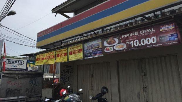 Ini Minimarket di Pondok Cabe yang Jadi Lokasi Perampokan